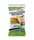 Low carb - Schiacciatine proteiche