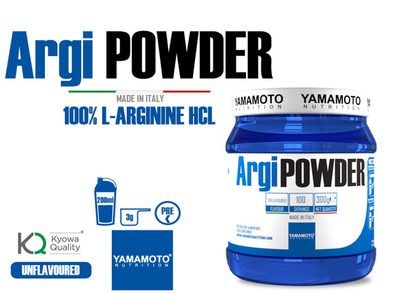 ARGI POWDER KYOWA® QUALITY - 300 GR