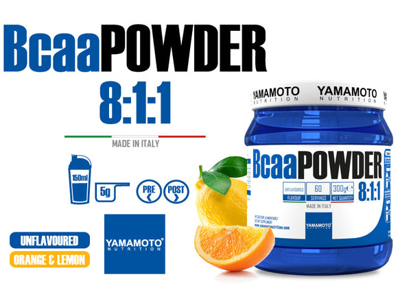 Bcaa powder 8:1:1 - 300 g