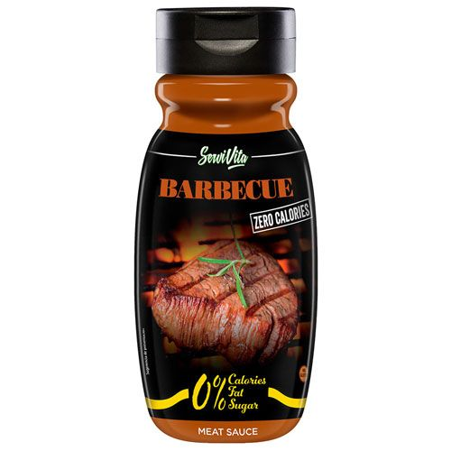 Salsa Barbecue - Zero calorie - 320ml