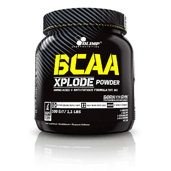 BCAA XPLODE POWDER - 280 GR
