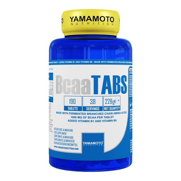 Bcaa TABS - 190 compresse