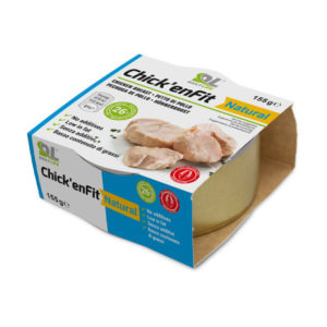 Chick'enFit - Filetti di pollo - 155 gr