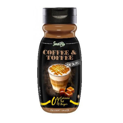 Topping Coffee & Toffee - Zero zuccheri - 320ml