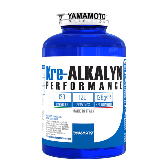 Kre-ALKALYN® PERFORMANCE - 120 capsule