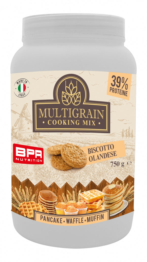 Multigrain Cooking Mix 750 g Biscotto olandese