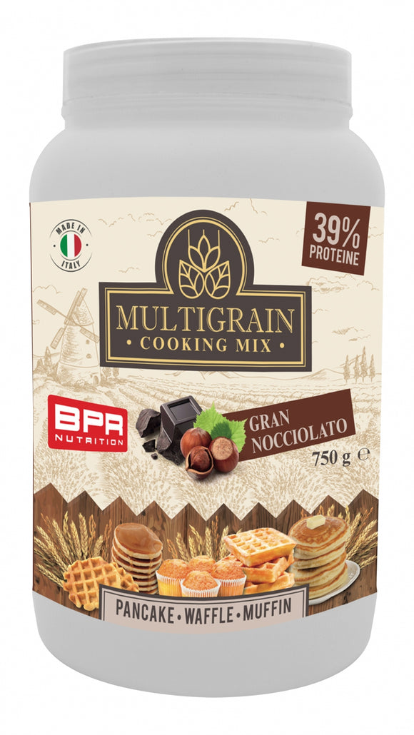 Multigrain Cooking Mix 750 g Gran nocciolato