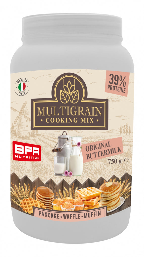 Multigrain Cooking Mix 750 g Original buttermilk
