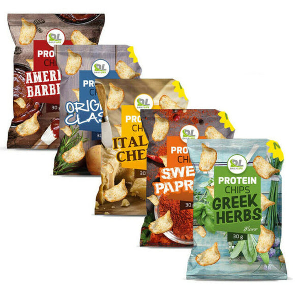 protein chips - 30 g - daily life
