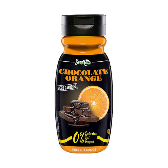 Chocolate Orange - Zero calorie - 320 ml