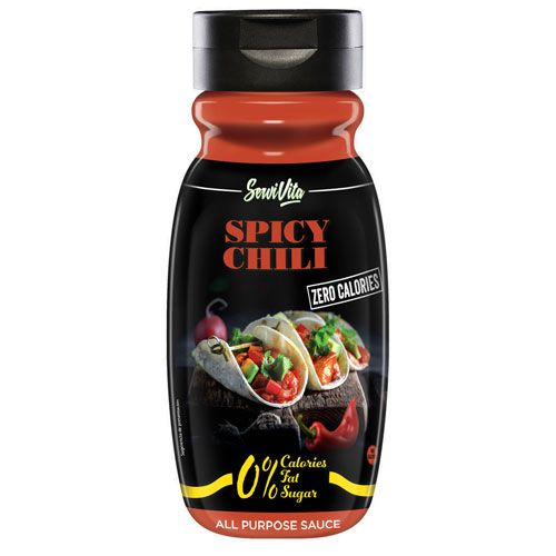 Salsa Spicy chili - Zero calorie - 320ml