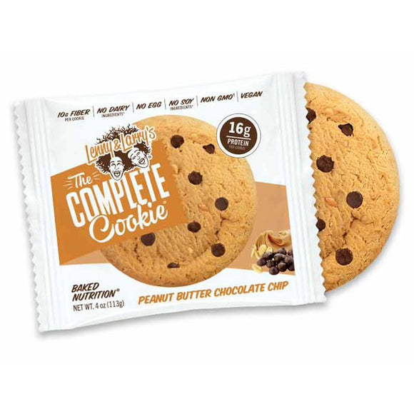 The complete Cookie - Biscotti proteici - peanut butter chocolate chips - 113g