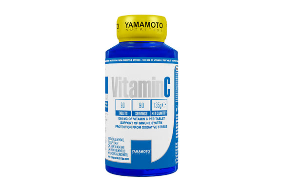 VITAMIN C -  1000MG - 90 compresse