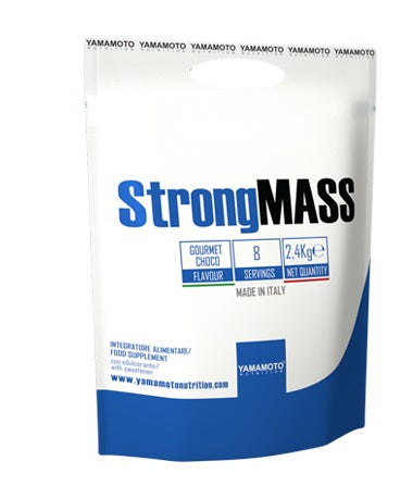 StrongMASS - Gainer 2,4Kg