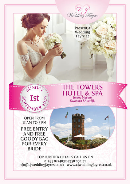 Cardiff Diamonds is at The Tower Hotel and Spa