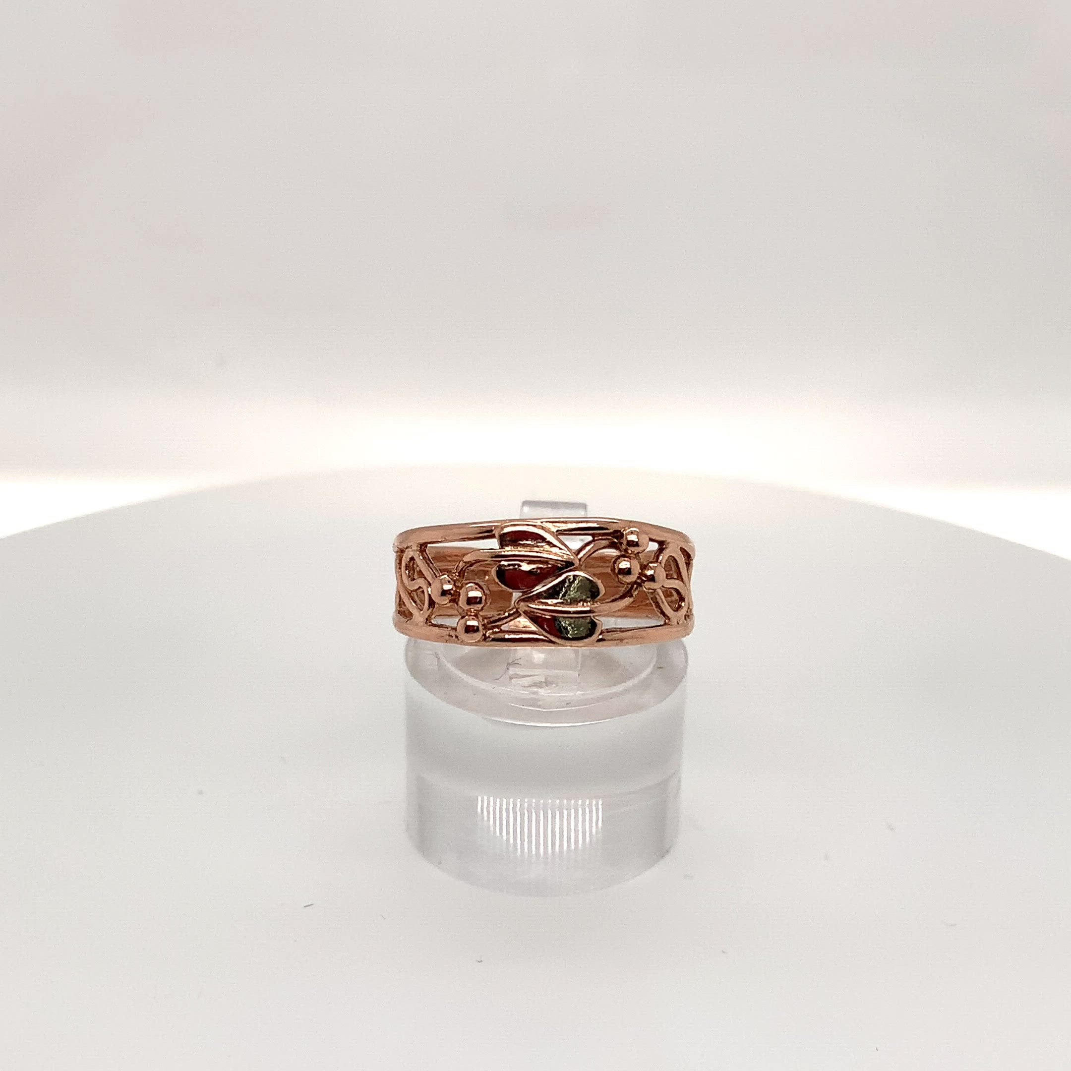 Clogau Rose Gold Tree of Life Ring