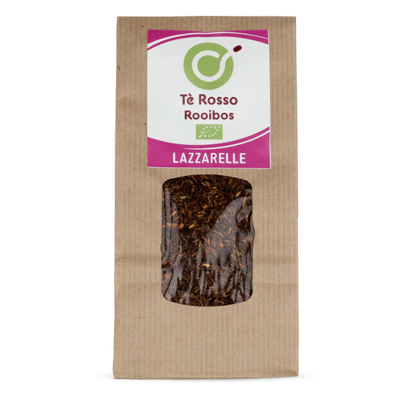 Tè rosso rooibos Biologico