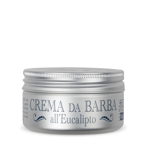 Crema da Barba all'Eucalipto - 100 ml