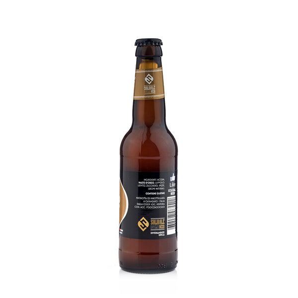 Solid Ale Beer - Expand American Strong Ale - Bottiglia 33 cl retro