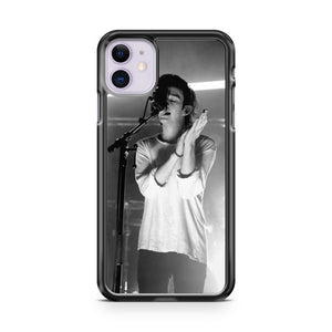 The 1975 Matty Healy Performing iphone case