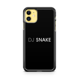 DJ SNAKE iphone case