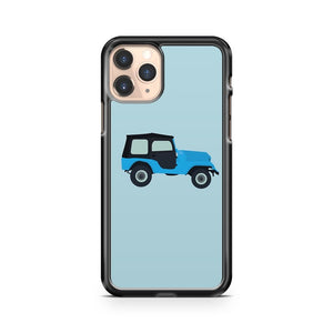 Only in a Jeep Vintage iphone case