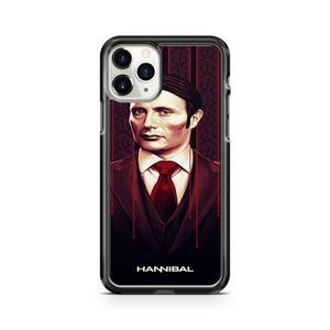 dr hannibal lecter iphone case