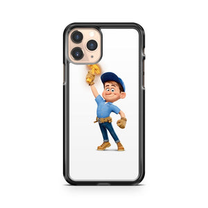 Wreck It Ball Ralph iphone case