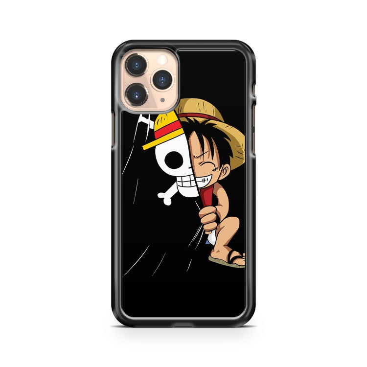 Monkey D Luffy Kid Iphone 11 Pro Case Cover