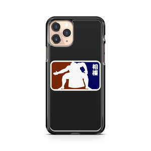 Japan Pro Wrestling Logo iphone case