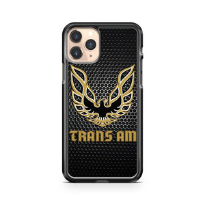 Pontiac Firebird Trans Am Vintage Muscle Car Smokey and the Bandit iphone case