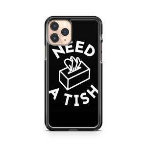 DOLAN TWINS NEED A TISH iphone case