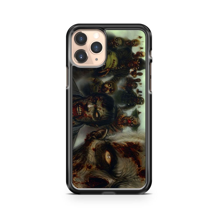 zombie shooting games iphone case