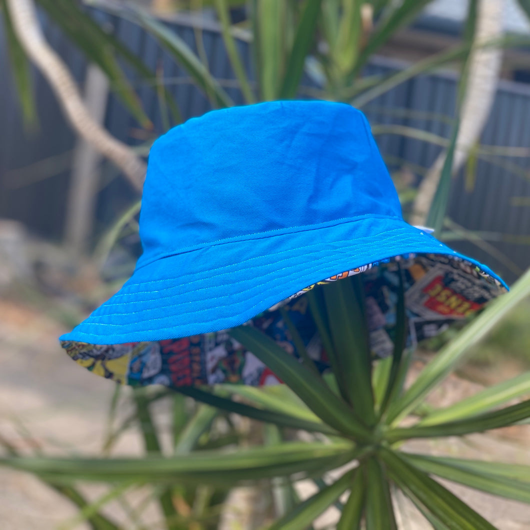 Adult Swear Word Bucket Hats
