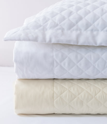 Simply Sateen bedding by BOVI Linens from Portugal