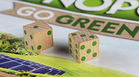 green monopoly game
