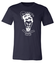 Load image into Gallery viewer, Marvel-ous Mushroom Hour T-Shirt - Navy and White