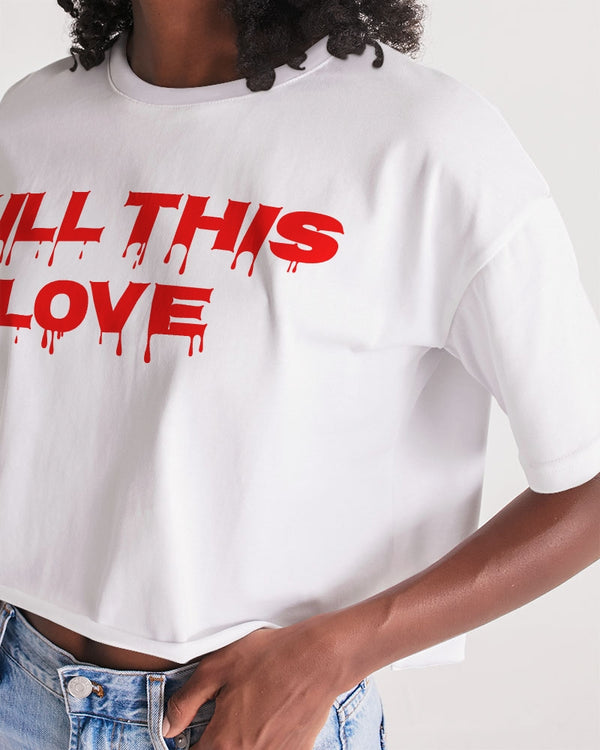 CROP TOP ◊ Kill This Love