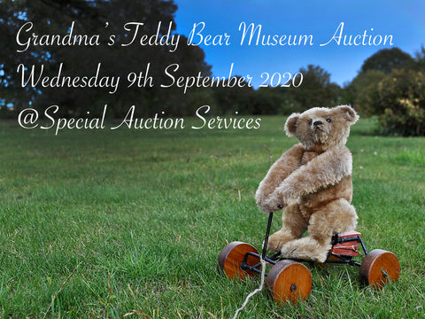 Very Old and New Replica Bears for Sale
