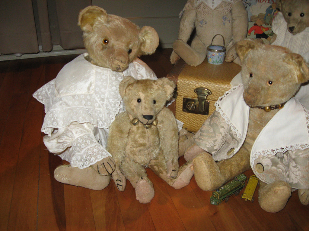 19V A group of German bears (Sadly just visitors) Sue Howard