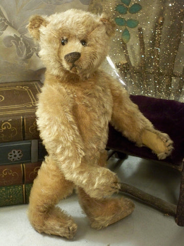 z(1905) Steiff  Wolfgang. The Bear Necessities Boutique