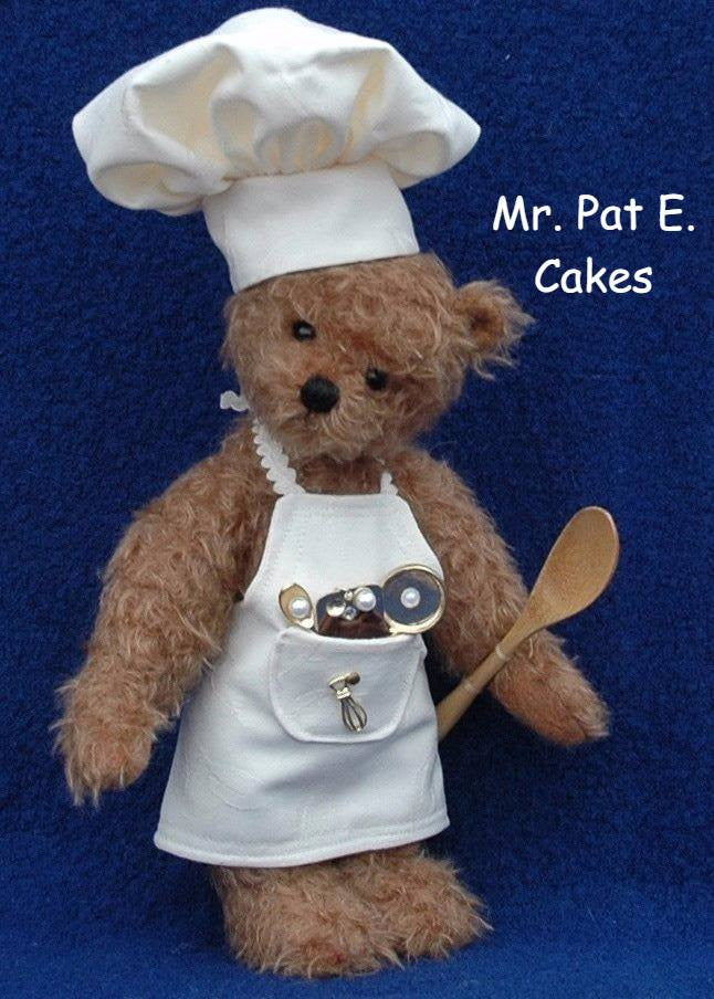 Erin Roy. Mr Pat E.Cakes 2017