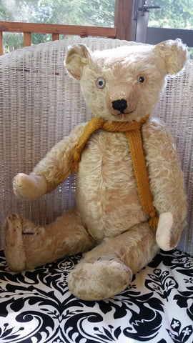 z1915 Teddy Toys. Major Benjy. Laura Fitzpatrick