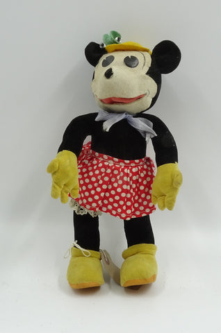(1930) A Button Minnie Mouse