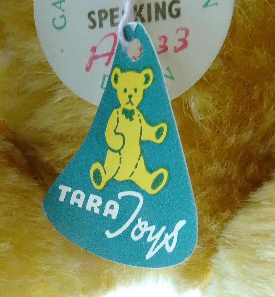 Erris Tara  (1953) Label
