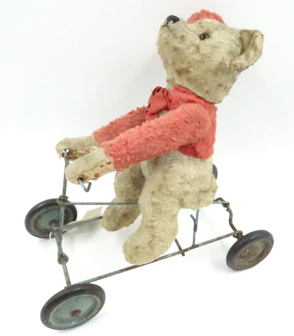 (1920) Fadap Coaster Toy. Rider Sold £600