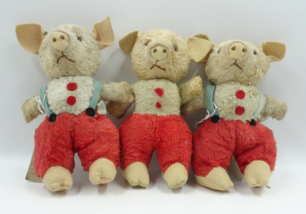 (1950) Three little Pigs Sold £120