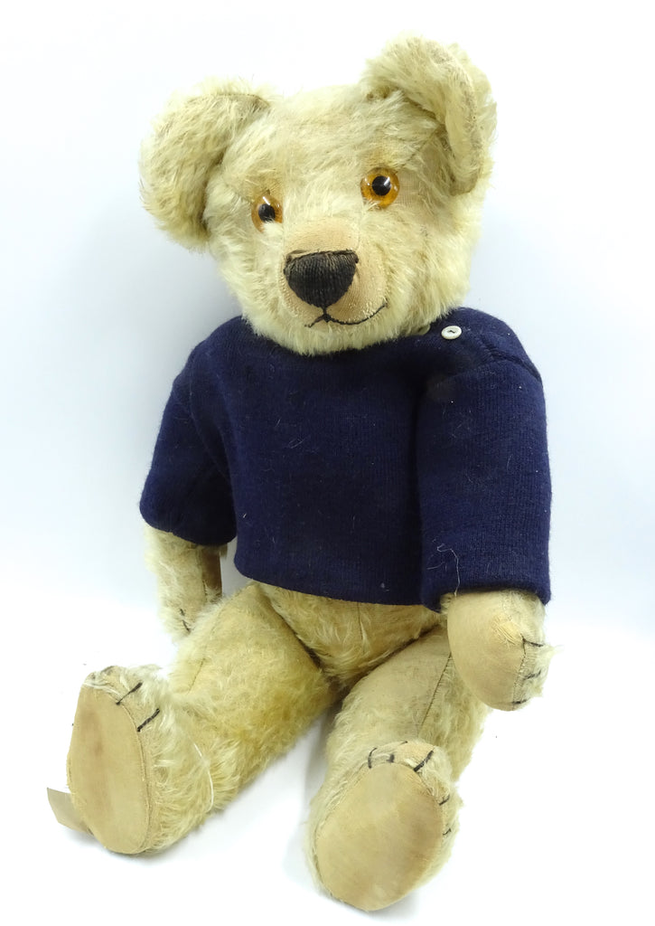 (1920) 2 Blue B Barnacle Bear Sold £140