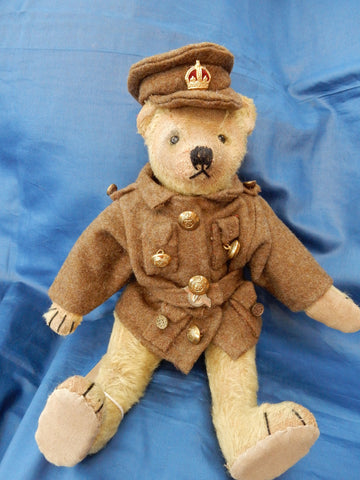 z(1915) Soldier Bear. Harwin & Co.
