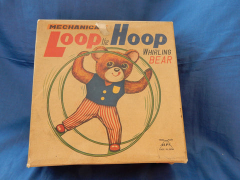 Alps Japan (1940) Tag. Loop the Hoop